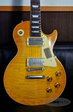 Gibson Custom Shop CUSTOM SHOP 1959 Les Paul Standard 2017 VOS Sandstone Fade 【SN.9 71381】