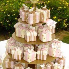 Baby Cake Tower