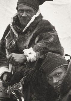 Sami men Norway first part of 1900   Flickr - Photo Sharing!