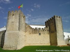 Castelo de Loulé - Portugal by Portuguese_eyes, via Flickr