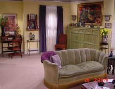 Phoebe's address was 5 Morton Street, Apartment #14 in New York.