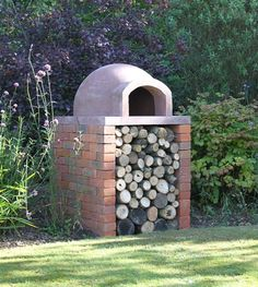 A pizza oven! How fun would this be?!!!