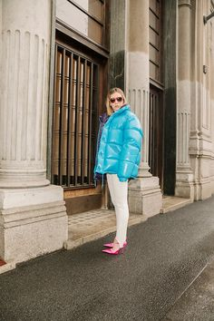Moncler - A Street Icon Photography Vincenzo Schioppa Down Parka, Down Coat, Nylons, Icon Photography, 80s Fashion, Womens Fashion, Puffy Jacket, Cool Jackets, Moncler