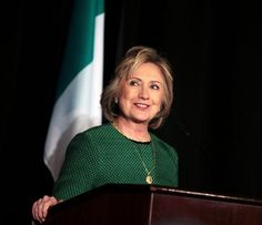 Hillary Clinton Officially Announces Her 2016 Run for President #InStyle