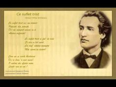 Ce Ce suflet trist Abraham Lincoln, Youtube, Romania, Projects, Philosophy, Poetry, Log Projects, Blue Prints