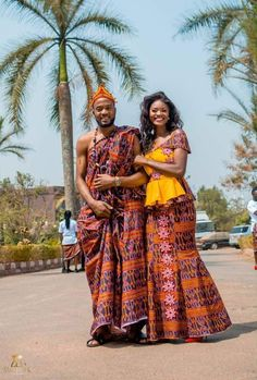 Trendy ideas for Africa fashion 184 Couples African Outfits, Couple Outfits, African Fashion Dresses, African Attire, African Wear, African Dress, African Traditional Wedding Dress, Traditional Wedding Attire, African Wedding Dress