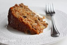 Super Moist Carrot Cake with Cream Cheese Frosting - This is made with a can of crushed pineapple which makes it very moist.