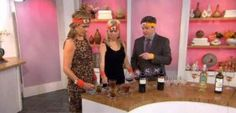 Kathie Lee & Hoda: Wine Tasting, Tannins & Kris Pinot Grigio Reviews