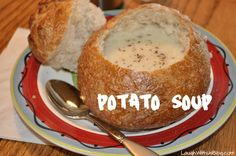 Potato soup--easy and versatile, works great in crock pot