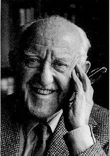 Halldor Laxness (April 23, 1902 - February 8, 1998) Icelandic writer and Nobel Prize Winner in 1955.