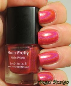Born Pretty Holo lakk