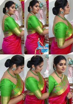 South Indian Actress Hot, Indian Actress Hot Pics, South Indian Bride, Most Beautiful Bollywood Actress, Beautiful Actresses, Beautiful Girl Indian, Beautiful Saree, Beauty Full Girl, Beauty Women