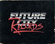 Future City (Logos/Covers) by Jarred Hageman, via Behance