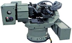ST Kinetics Remote Weapon Station (RWS)