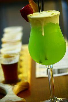 ... melon cream liqueur.I'll try to make different homemade liqueurs,using