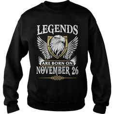 Kings Legends Are Born On November 26 T-Shirt_1 #gift #ideas #Popular #Everything #Videos #Shop #Animals #pets #Architecture #Art #Cars #motorcycles #Celebrities #DIY #crafts #Design #Education #Entertainment #Food #drink #Gardening #Geek #Hair #beauty #Health #fitness #History #Holidays #events #Home decor #Humor #Illustrations #posters #Kids #parenting #Men #Outdoors #Photography #Products #Quotes #Science #nature #Sports #Tattoos #Technology #Travel #Weddings #Women