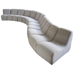 Serpentine Sectional by Milo Baughman for Thayer Coggin ca.1970's