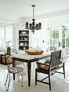 Find white boring? Think again. Decorating with white—on the walls, with furniture, even for your floors—brightens a room, creates the illusion of a larger space, and highlights everything around it.
