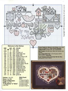Cross stitch *<3* Point de croix