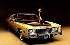 1978 Cadillac Eldorado Custom Biarritz Classic...one of just 2,000 limited edition models built.