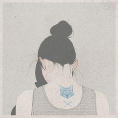 La belleza infinita de las chicas solitarias