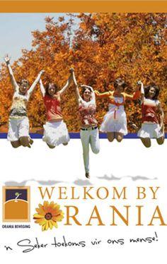 Die Orania Beweging |Die Orania Beweging