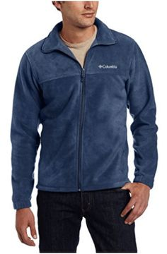 Columbia Men's Steens Mountain Full Zip Fleece Jacket Columbia Jacket Fleece, Thing 1, Best Gifts For Men, Mens Fleece, Outdoor Outfit, Jacket Style, Boyfriend Gifts, Adidas Jacket, Zip