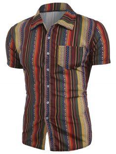 YIhujiuben Mens Shawl Collar Chinese Style Button Down Casual Shirts