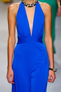 Issa Spring 2013 Ready-to-Wear Detail - ELLE.com