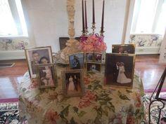 Bring family wedding photos to your wedding. www.whitlockinn.com 770-428-1495