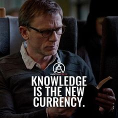 "5,391 Likes, 18 Comments - Entrepreneur Motivation (@ambitioncircle) on Instagram: ""Knowledge=Currency - DOUBLE TAP IF YOU AGREE!"""