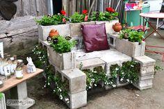 DIY – 16 idées très sympa pour décorer son jardin! Laissez-vous inspirer…