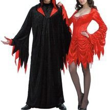 Sexy Halloween costumes for lesbian couples.