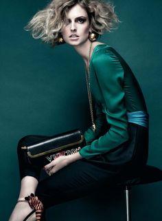 Harper's Bazaar Spain - Como la seda