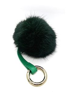 Giant Smile Fox Fur Pom Pom Ball Keychain Women Bag Purse Charm Gold Ring GiantSmile http://www.amazon.com/dp/B0120QYY58/ref=cm_sw_r_pi_dp_mv0zwb1K0QYJF