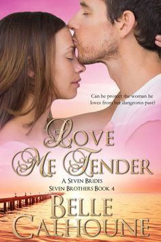 Love Me Tender.  Christian Romance.  Seven Brides Seven Brothers, Book 4.  http://www.amazon.com/Love-Tender-Seven-Brides-Brothers-ebook/dp/B00OFAVB1I/ref=sr_1_1?s=books&ie=UTF8&qid=1414516872&sr=1-1&keywords=love+me+tender