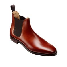Chelsea III | Chestnut Calf | Crockett & Jones