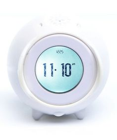 I need this.. lol Meet Tocky. The perfect gift for oversleepers, this unique alarm clock refuses to be snoozed. In fact, it greets the morning by jumping off the nightstand and rolling around the room playing up to 100 megabytes of favorite MP3s or messages recorded with the built-in microphone until found. Tough love never looked so adorable.