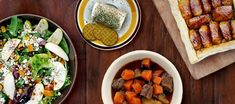Tomato Soup with Grilled Cheese Croutons Recipe | McCormick Gourmet Gourmet