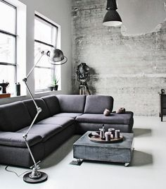 industrial grey