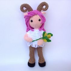 Aries pattern by Little Bamboo Handmade