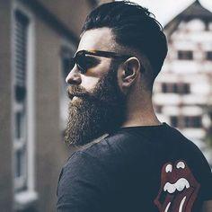 The BEST beard growing style ⋆ Men's Fashion Blog - #TheUnstitchd
