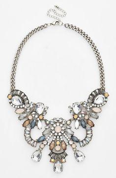 261 best ♥ jewelry ♥ images in 2019 fashion jewelry, braceletstildon crystal \u0026 stone statement necklace nordstrom