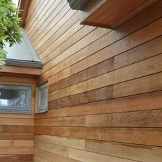 Western Red Cedar enjoys a longer service life than most timber cladding, reducing price over life cycle