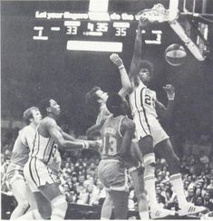 ABA American Basketball Association Players-