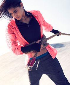Nike Women - Nike Cyclone Vapor Women's Running Jacket (I own it and I love it~)