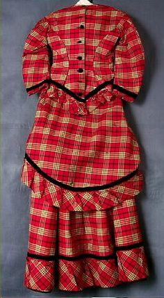 dress for a little girl c.1872