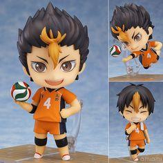 AmiAmi [Character & Hobby Shop] | Nendoroid - Haikyuu!! Second Season: Yu Nishinoya(Pre-order)