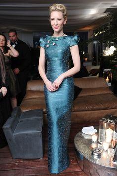 Cate Blanchett in Armani Privé. [Courtesy Photo]