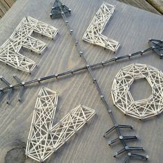 Image result for arrow string art pattern